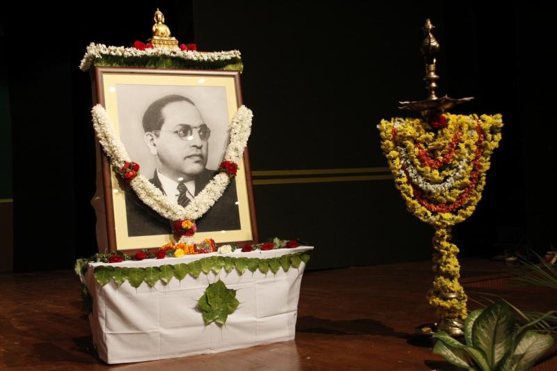 dr  b r ambedkar u0026 39 s 124th birthday celebration