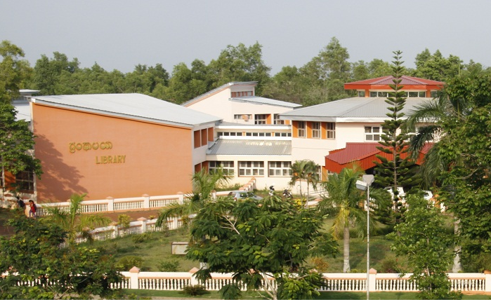 Mangalore University Library Building